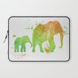 Elephants 020 Laptop Sleeve