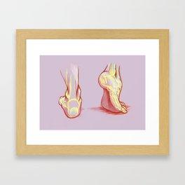 STEP Framed Art Print