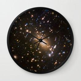 Space Frontier Fields Wall Clock