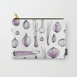 Onion harvest Carry-All Pouch