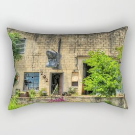 Blacksmith Shop Rectangular Pillow