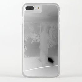 Enter the Void Clear iPhone Case
