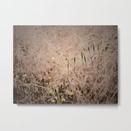 What's Left of the Past Metal Print
