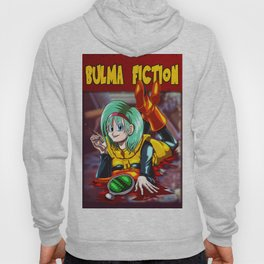 Bulma Fiction Hoody