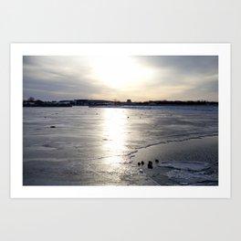 Lake Ontario Art Print