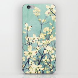 Purely Spring iPhone Skin