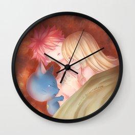 Nalu Wall Clock