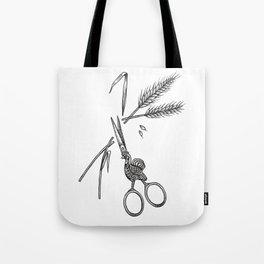 Antique Scissors Tote Bag