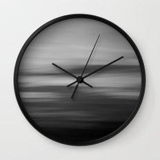 Sea & Sky abstract Wall Clock
