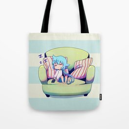 Sora Sleeping Tote Bag
