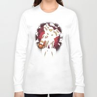 metroid Long Sleeve T-shirts featuring Metroid by Casa del Kables