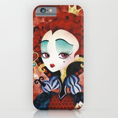 Queen of Hearts Slim Case iPhone 6s