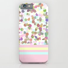 Lots of Dots Rose iPhone 6s Slim Case