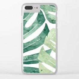 Montera deliciosa Clear iPhone Case
