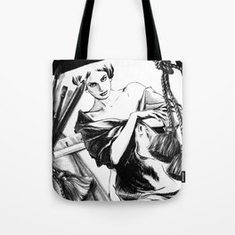 Between Dream & Reality Tote Bag