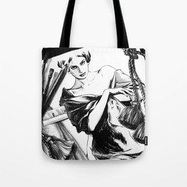 Between Dream & Reality Tote Bag