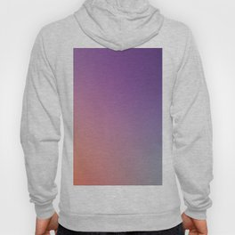 GUILTY  CONSCIENCE - Minimal Plain Soft Mood Color Blend Prints Hoody