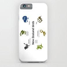 New Zealand Birds iPhone 6s Slim Case