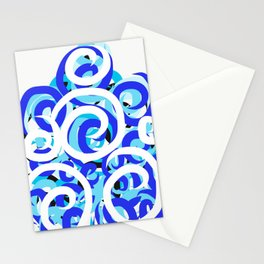 Frozen feelings Stationery Cards