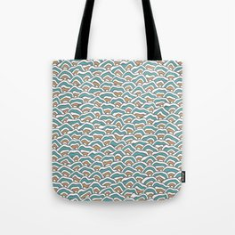 Funky Pattern Tote Bag