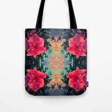 Bloom into a Galaxy Tote Bag