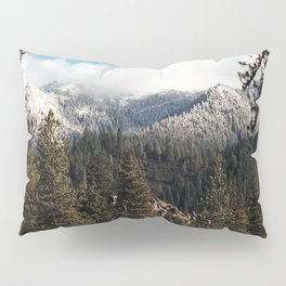 Yolla Bollies in the winter..... Pillow Sham