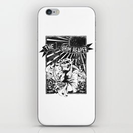 The Grim Reaper iPhone Skin
