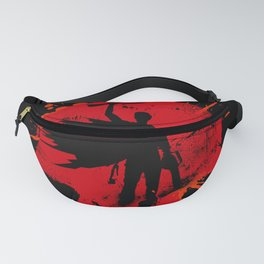 King From The Book Fanny Pack