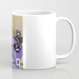 Winona State University Football Coffee Mug