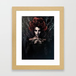 Venus Vendetta Framed Art Print