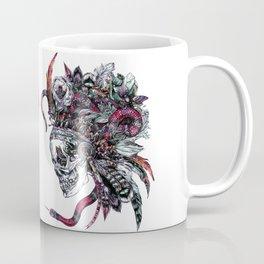 Death God Itzamna Coffee Mug
