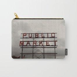 Public Market Carry-All Pouch