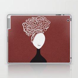 Iconia Girls - Hanna Marsala Laptop & iPad Skin