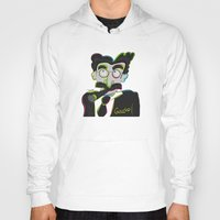 marx Hoodies featuring Groucho Marx by EarlyHuman