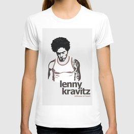 Lenny Kravitz - Portrait II T-shirt