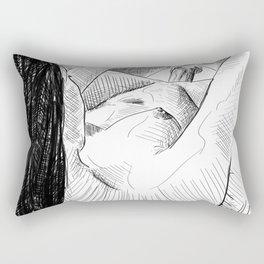Love to Watch Rectangular Pillow