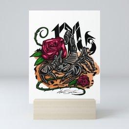 Scorpio - Zodiac Mini Art Print