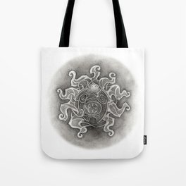 Norse Sun Tote Bag