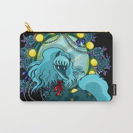 Primadonna's horse - black Carry-All Pouch