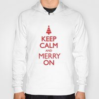 keep calm Hoodies featuring Keep Calm by Trend