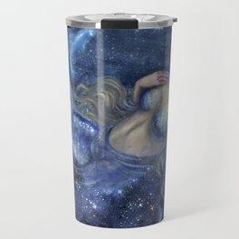 Swimming in Starlight Travel Mug