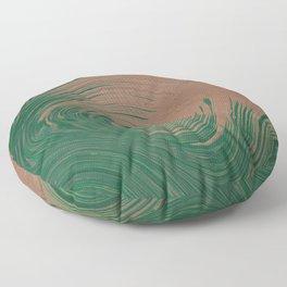 Forest Ring Floor Pillow