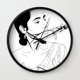PJ Harvey Wall Clock