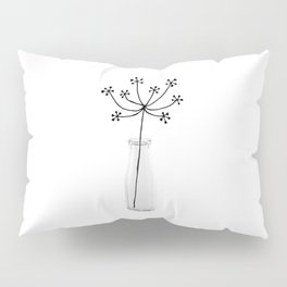 Flower Still Life I Pillow Sham