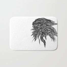 man-of-war Bath Mat