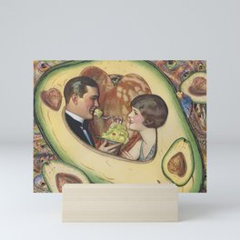 Avocado Love Mini Art Print