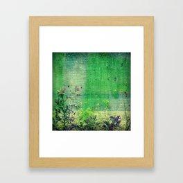 summer rain  2  Framed Art Print