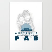 AusPAB Art Print