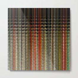 Filaments Metal Print