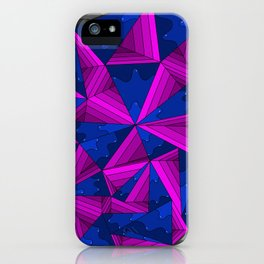 smell the colour 11 iPhone Case